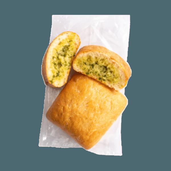Garlic Ciabatta Square (Wrapped)