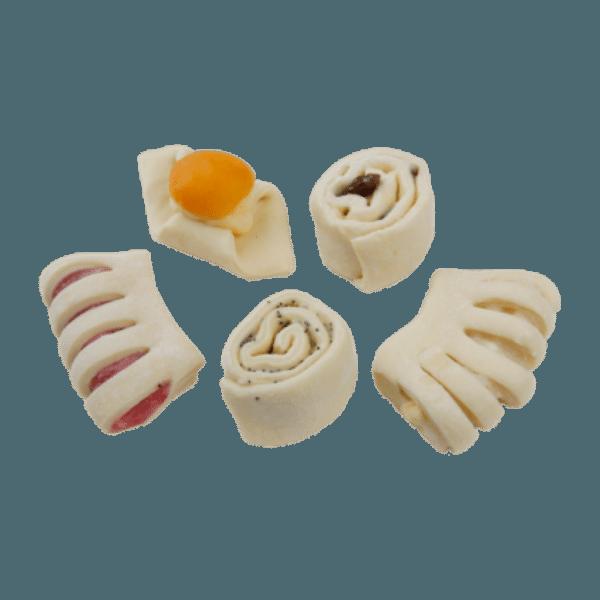 Mini Mixed Danish x 5 varieties