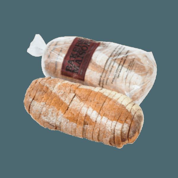 Rye Loaf (Cafe Style) Sliced